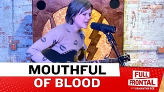 "Juliana Hatfield Performs ""Mouthful of Blood!"""