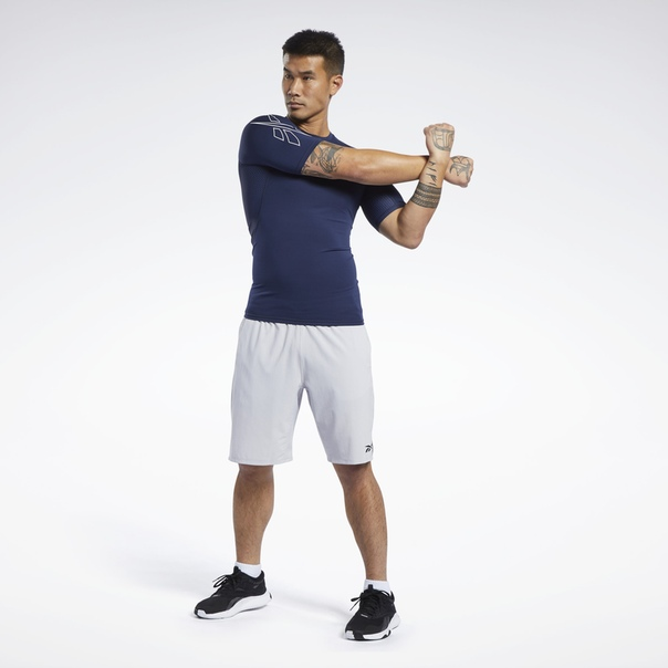 Компрессионная футболка United by Fitness