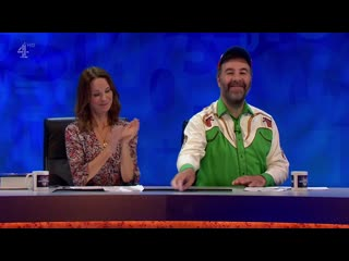 8 out of 10 cats does countdown 18x03 richard ayoade, katherine ryan, david o'doherty