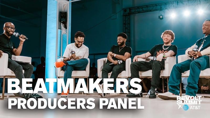 Bryan Michael Cox, Murdabeatz, Hit-Boy More Discuss The Blueprint For Producers | REVOLT Summit