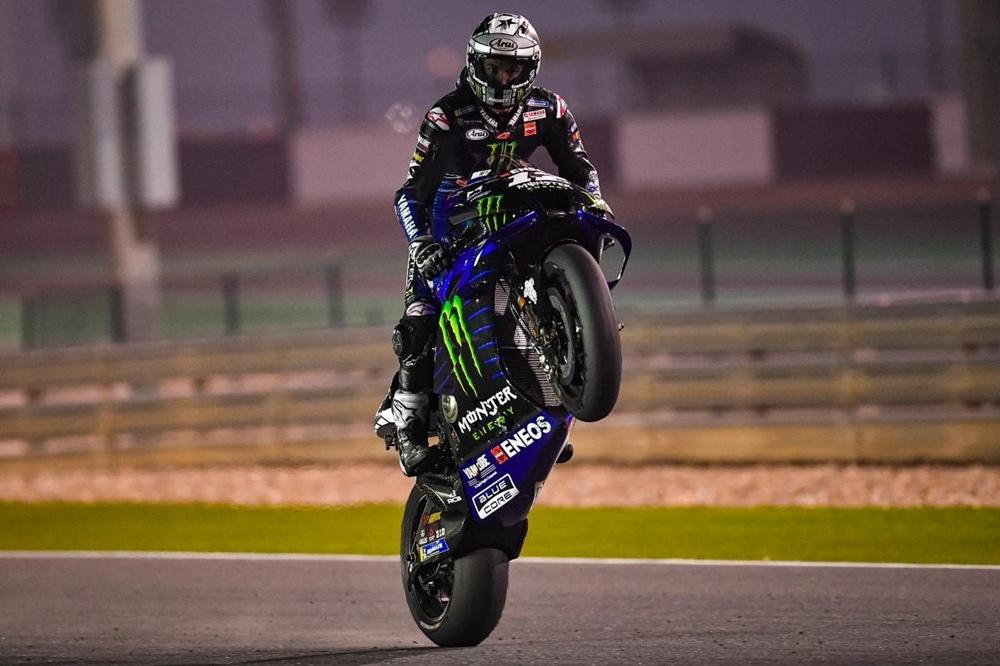 Результаты 2-го дня предсезонных тестов MotoGP 2020 в Катаре