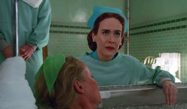 «Сестра Рэтчед», приквел «Пролетая над гнездом кукушки», с Сарой Полсон уже на Netflix