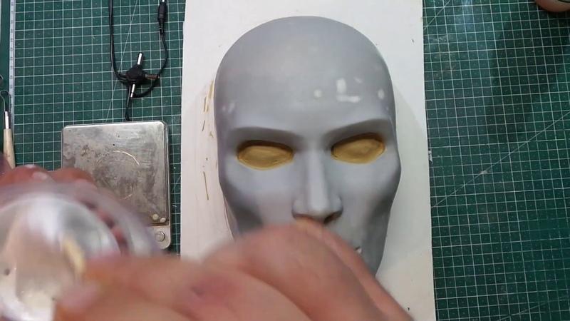 Как сделать маску самому Джон Доу