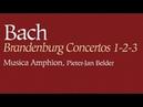 J. S. Bach: Brandenburg Concertos 1 2 3