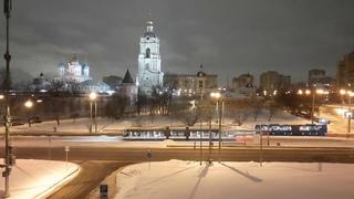 МОСКВА просыпается💥ВРЕМЯ 06 утра✨Доброе утро✅На это можно смотреть вечно✨