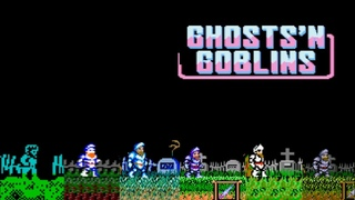 Ghosts 'n Goblins - Сквозь время