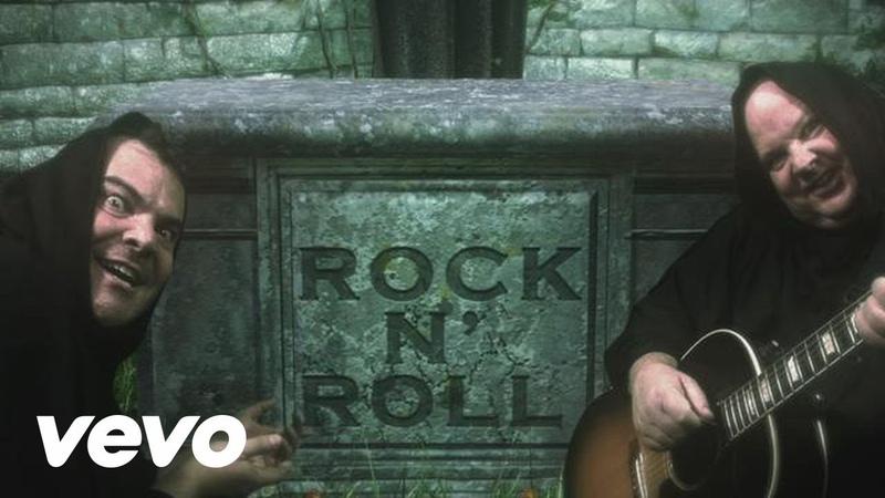 Tenacious D Rock Is Dead Video