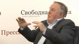 М. Полторанин: «Не столицу, а власть - в Сибирь»