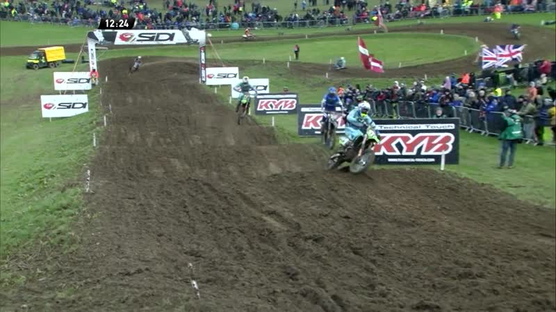 MX2 2020 Round 1 Great Britain Quali