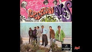 Los Archiduques - Singles Collection 2.- Dimensión en Sol Mayor / Quiero volar muy alto (1968)