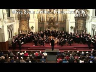 Missa Scala Aretina -Valls - Projectkoor 023 - Concerto d'Amsterdam