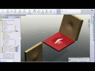 Solidworks 2010 Mold Tools / Создание матриц - пуансонов