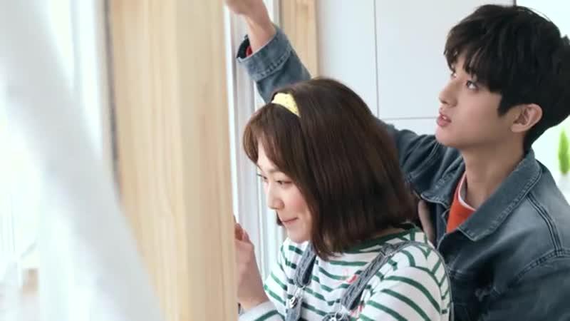 Mina and Minkyu for Bang Bang Korea Promo