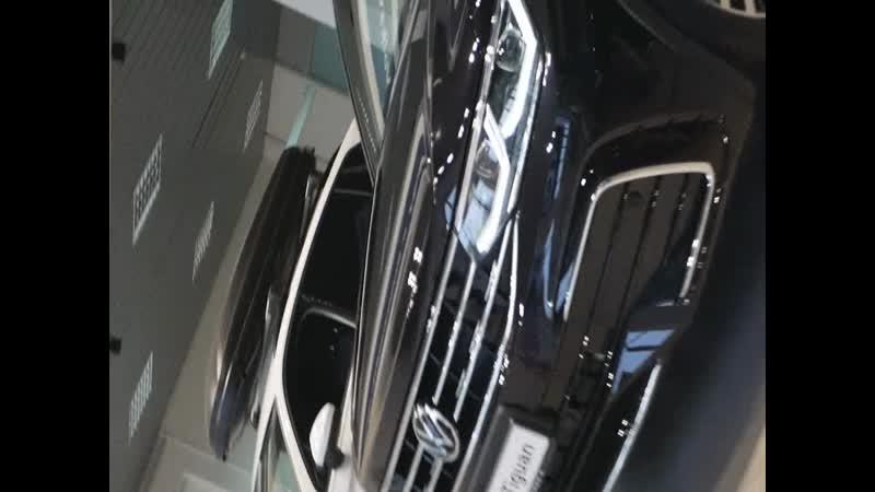 Новый Volkswagen Tiguan у официального дилера Volkswagen Ф АВТО