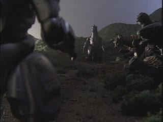 KaijuKeizer Остров Годзиллы / Godzilla Island (1996) ep097 rus sub