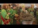 Вербное воскресенье в Улан Удэнской и Бурятской епархии