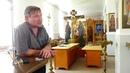 Воронежская область, Свято-Успенский Дивногорский мужской монастырь - фрагменты экскурсии.