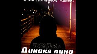 Гудзон - Дикая луна (Dima Romanov remix)