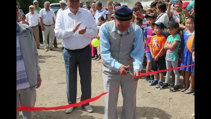 Егінсу а о әкімі А Баймурзаевтың 4 жылда атқарған жұмысының есебі
