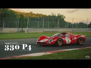 The Ferrari 330 P4 is One Sexy Beast #Petrolicious