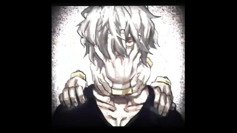 [BNHA] Shigaraki Tomura [Villain Alliance]