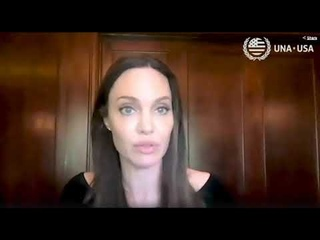 Jolie: How the Pandemic Is Hurting Women in a World That Already Didn't Care About Them