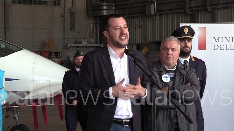 Migranti Salvini Corridoi umanitari strada giusta non barconi