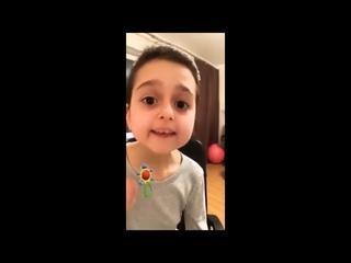 Послушайте эту малышку!!! Сколько же Света она излучает!💥💥💥 Устами младенца глаголит великая истина!