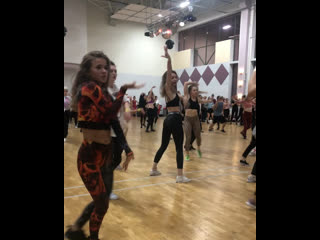 Lady Dance 💃🏼 Yanis Marshall