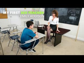 Emily addison - my first sex teacher
