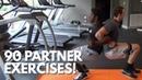 90 Partner Exercises
