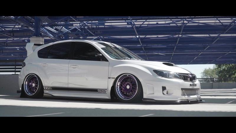 Colleen's Built Subaru WRX STI Flink Films