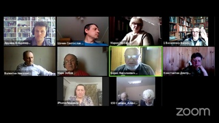 Заседание (ч. 15): ОНГ по проектированию и продвижению проекта  Общества будущего