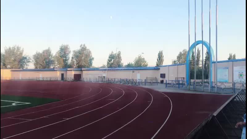 Stadium of fc qaysar