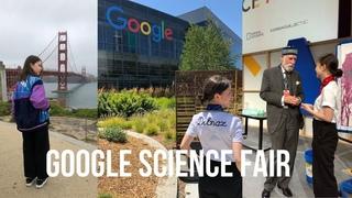 VLOG: Google Science Fair