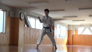 JKA Hangetsu (41 moves) by Naka Sensei