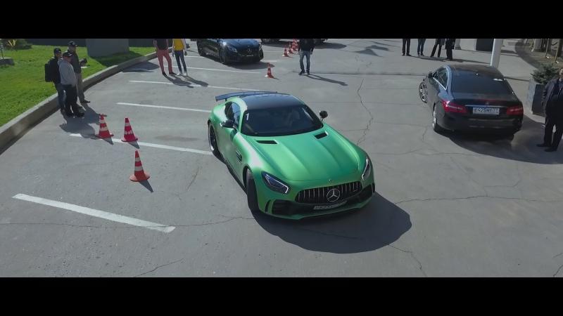 Test drive - Mercedes.Demo