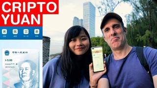 EL CRIPTOYUAN ¿LA MONEDA del FUTURO es CHINA?