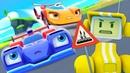 Мультики про машинки для мальчиков - Супер РАЛЛИ - Гонки машин на новой трассе