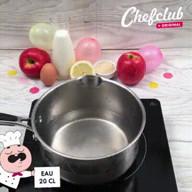 id_47525 Эффектный яблочный тарт 🍎🌹❣  Автор: Chef Club  #gif@bon