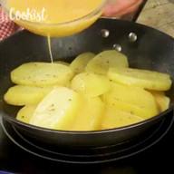 id_32500 Готовить не сложно, а результат отменный 😋🍴  Автор: Cookist  #gif@bon