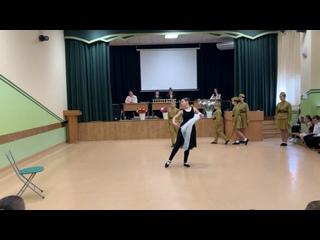 Сердце матери Студия танца «Эдельвейс»