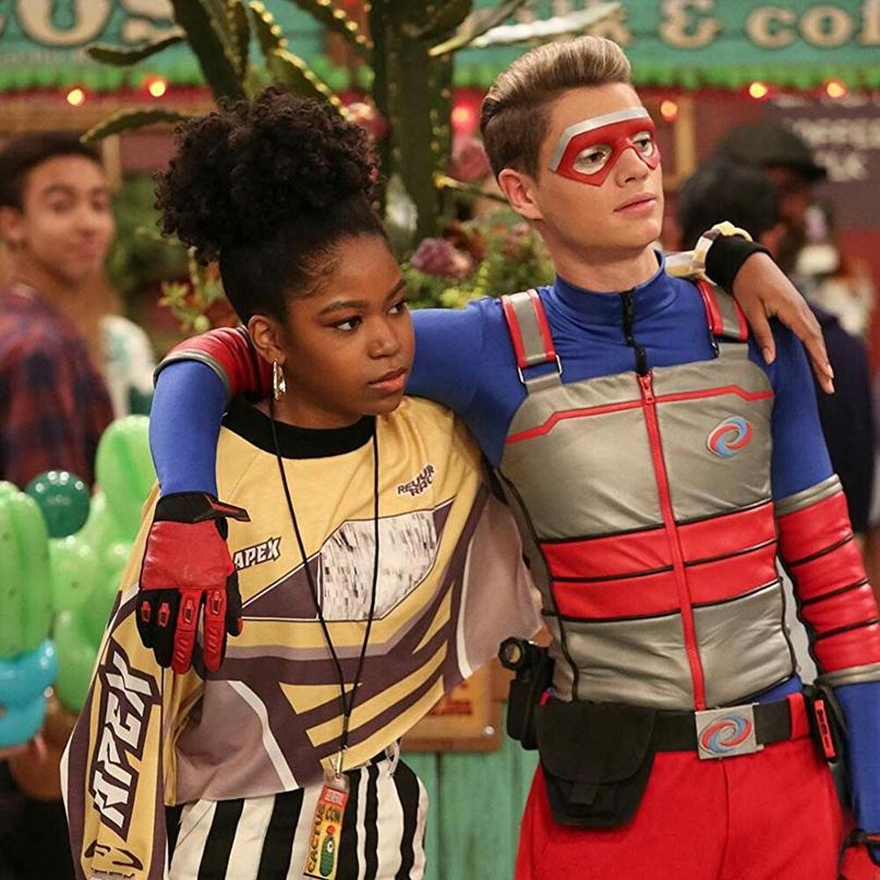 Сериалы, которые были на Nickelodeon, изображение №20