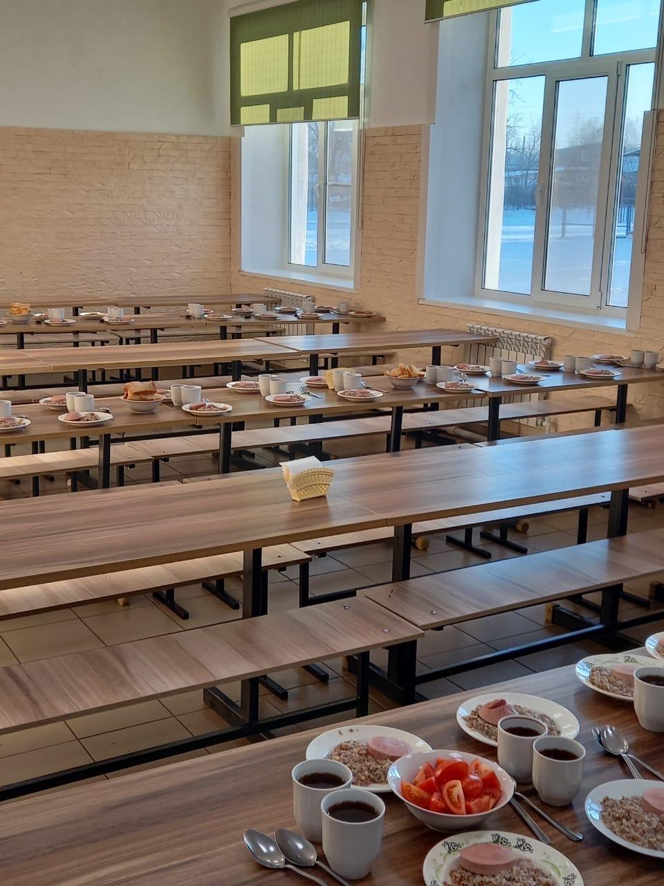 В школах города Можги продолжается контроль «горячего питания».