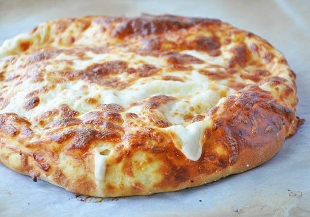 Мегрельские хачапури с сыром