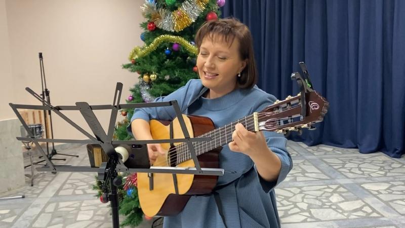 Наталья Овчинникова Не копи печали онлайн концерт для проекта Старость в радость декабрь 2020