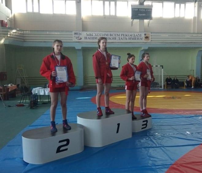 Петровские спортсмены стали чемпионами первенства Саратовской области по самбо