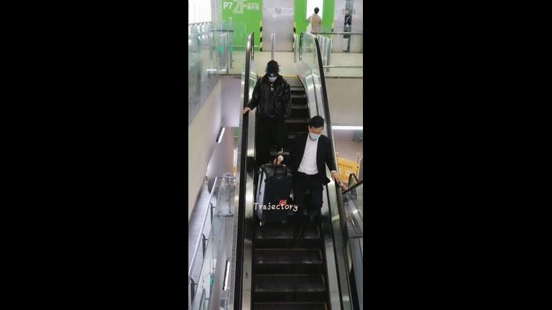 WDL аэропорт Шанхая 210416