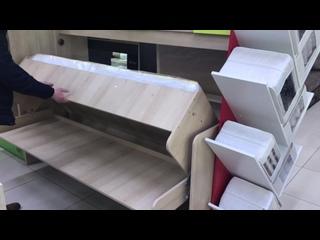 Кровать-трансформер  В НАЛИЧИИ