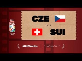 ЧМ-2021. Группа А. 2-й тур. Чехия — Швейцария — 2:5